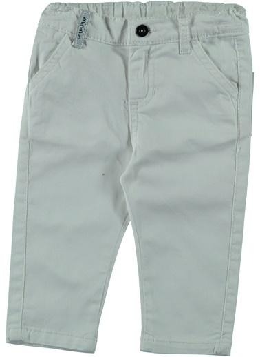Mininio Pantolon Beyaz